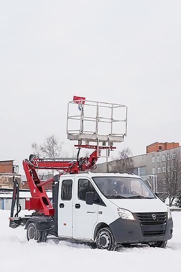 Автовышка ПМС-212-04 на шасси ГАЗель Next