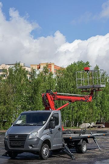 Автовышка ВС-18Т-07 на шасси ГАЗель